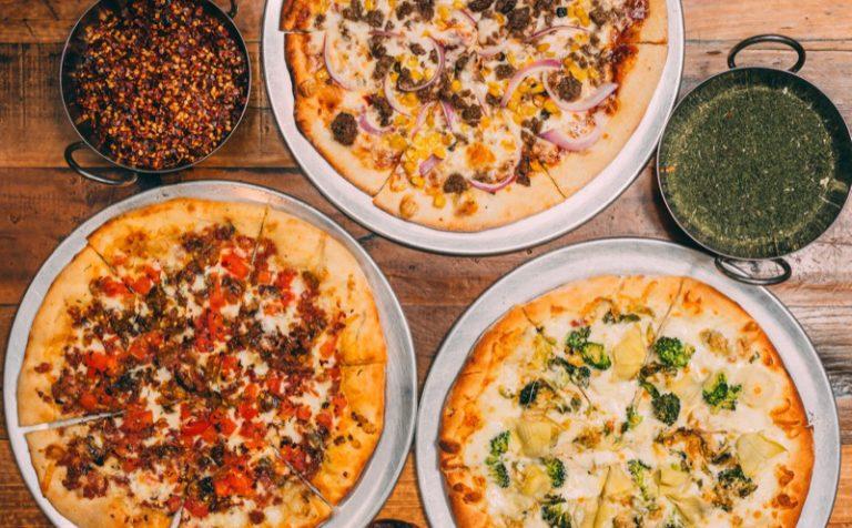 Gourmet Pizza in Houston
