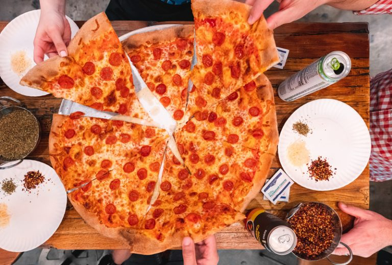Pizza Houston Museum District