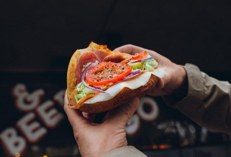 Sandwiches Downtown Houston